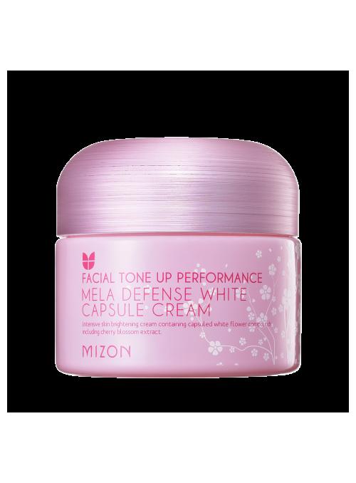 Mela Defense White Capsule Cream