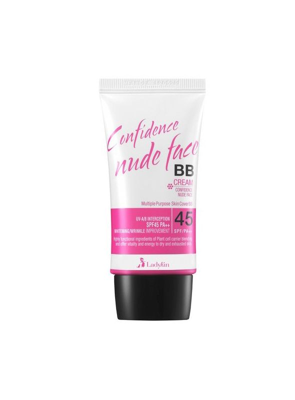 Confidence Nude Face BB Cream