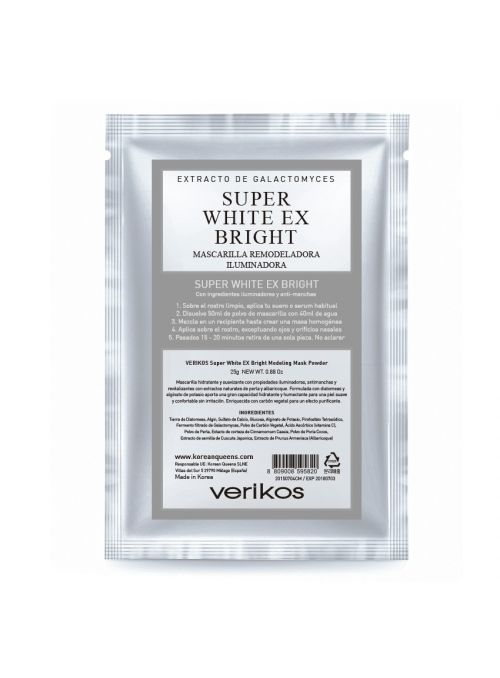 Super White Ex Bright Modeling Pack Travel Size