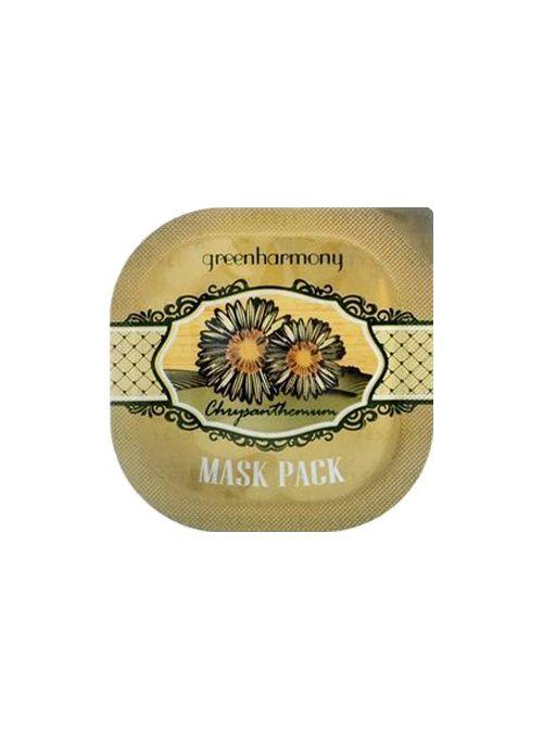 Green Harmony Chrysanthemum Mask Pack