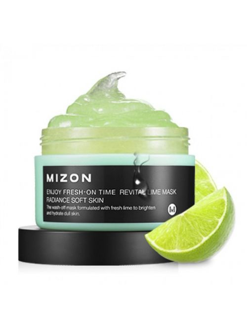 Enjoy Fresh On Time - Revital Lime Mask