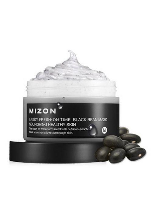 Enjoy Fresh On Time - Black Been Mask