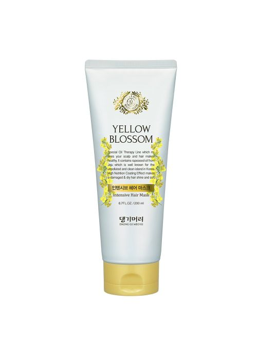 Yellow Blossom Intensive Hair Mask