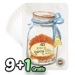 4D Skinny Fit Salmon Roe Essence Mask Pack