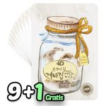 4D Skinny Fit Bird Nest Essence Mask Pack