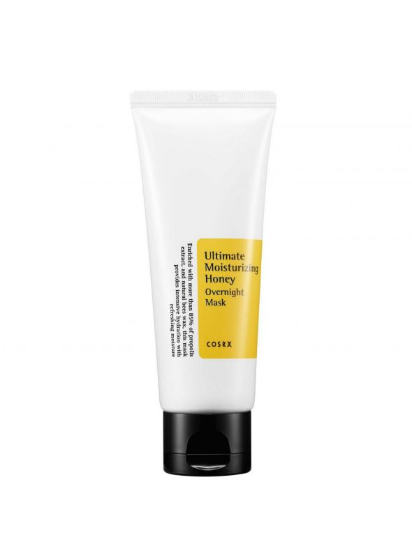 Ultimate Moisturizing Honey Overnight Spa Mask