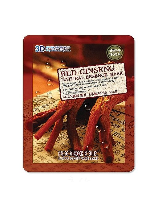 Ginseng Rojo Essence Mask