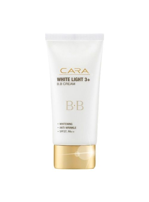 BB Cream Cara White Light 3+