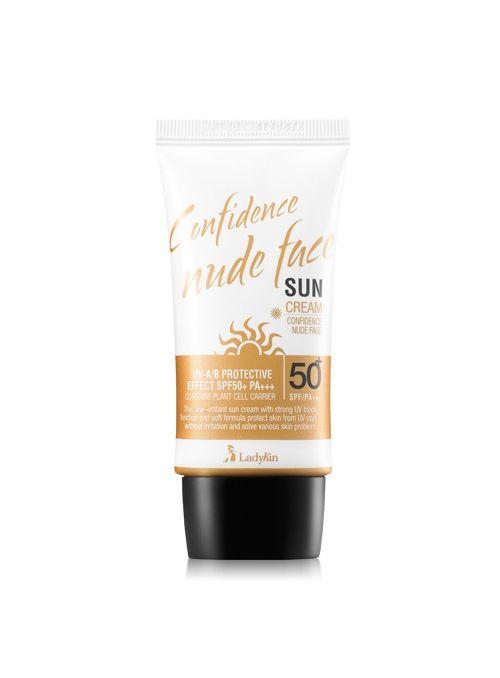 Confidence Nude Sun Block