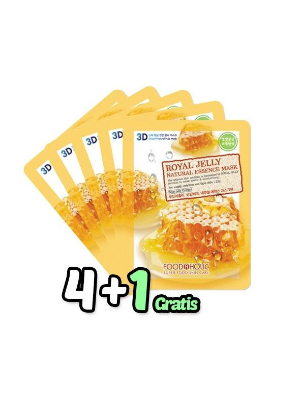 Jalea Real Essence Mask Pack