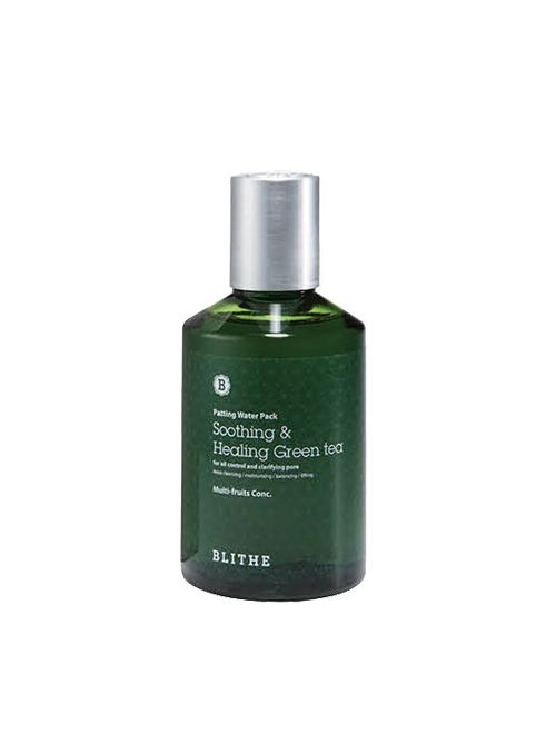 Patting Water Pack Green