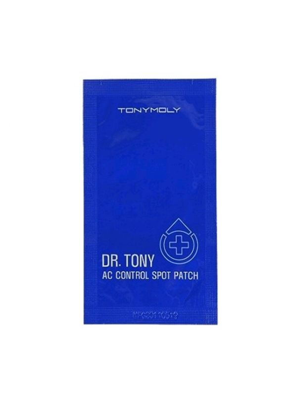 Dr. Tony AC control spot patch