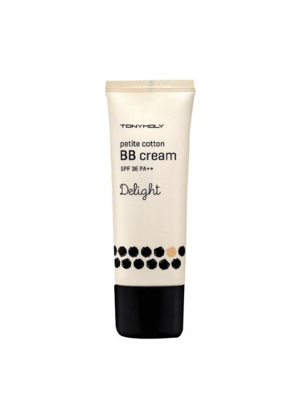Petite Cotton BB Cream Delight