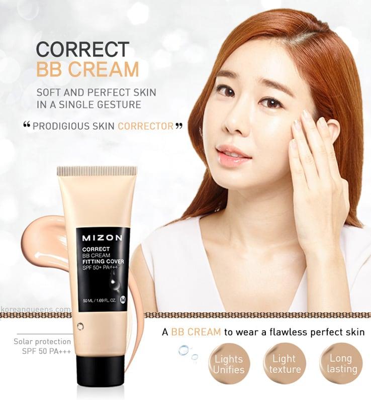 Image result for mizon correct bb cream