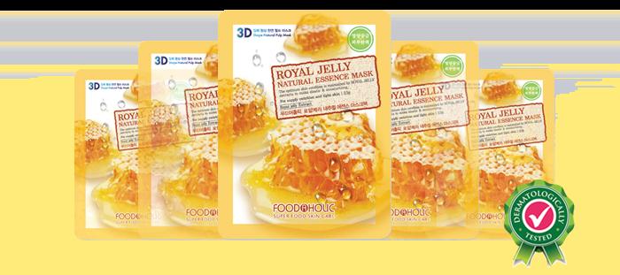 Foodaholic Royal Jelly Natural