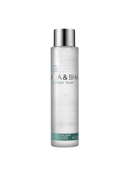 AHA and BHA Daily Clean Toner