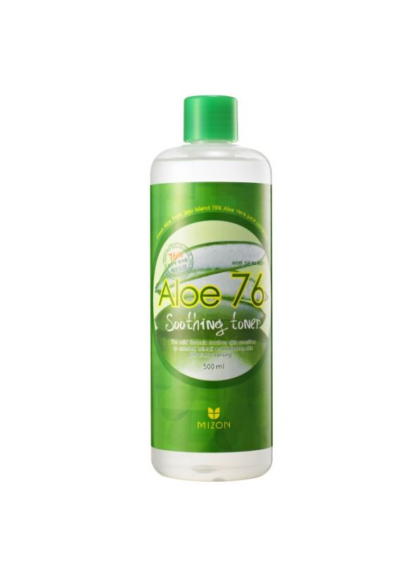 Aloe 76 Soothing Toner