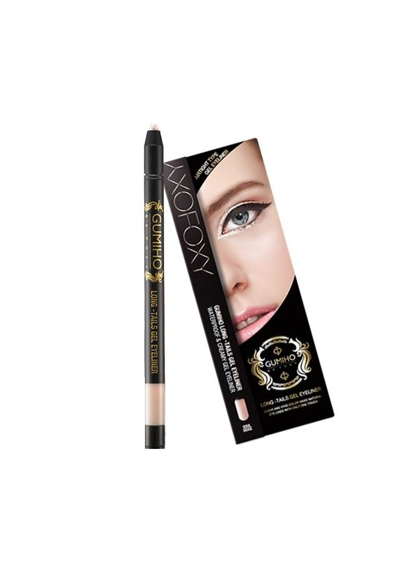 Long-Tails Gel Eyeliner Beige