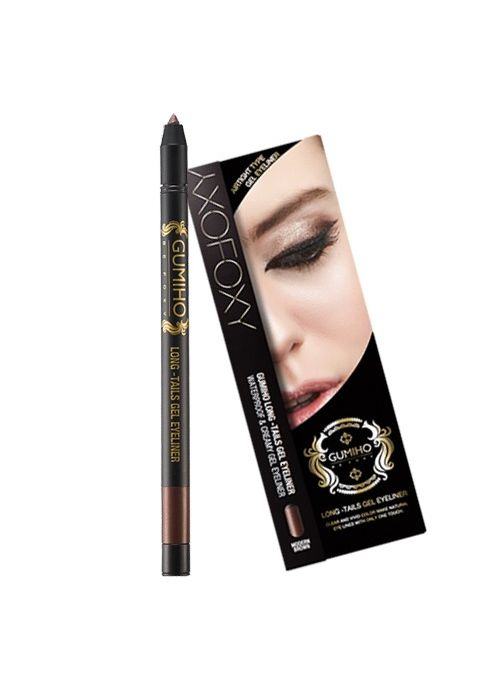 Long-Tails Gel Eyeliner Brown