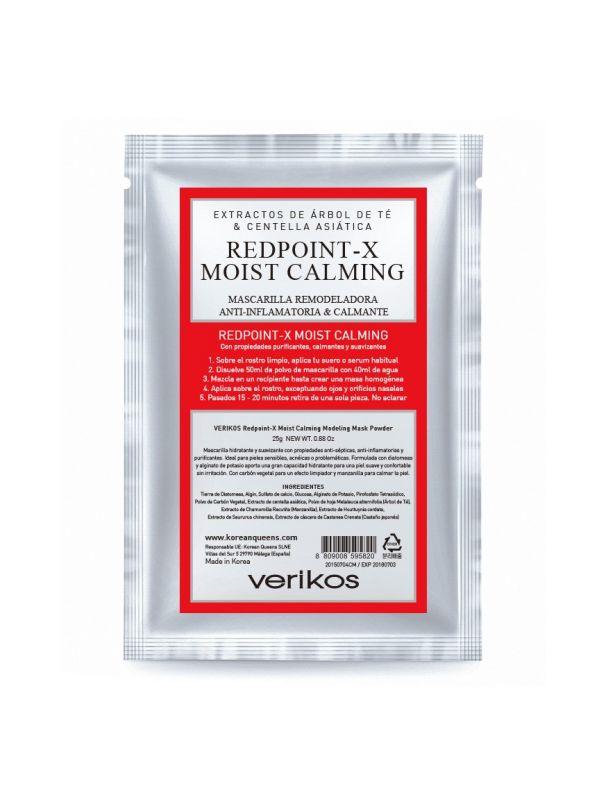 Redpoint-X Moist Calming Modeling Pack Monodosis
