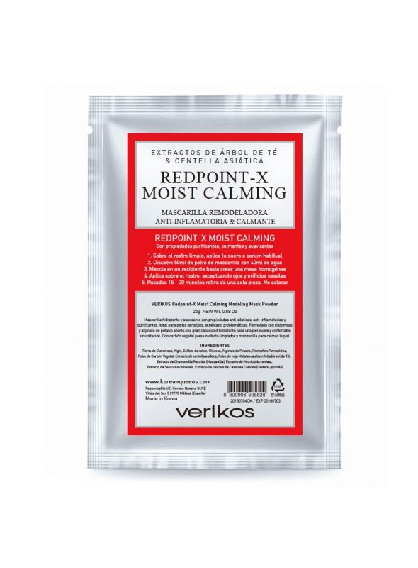 Redpoint-X Moist Calming Modeling Pack Travel Size