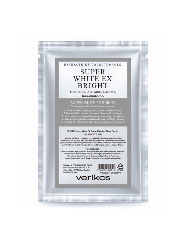 Super White Ex Bright Modeling Pack Monodosis