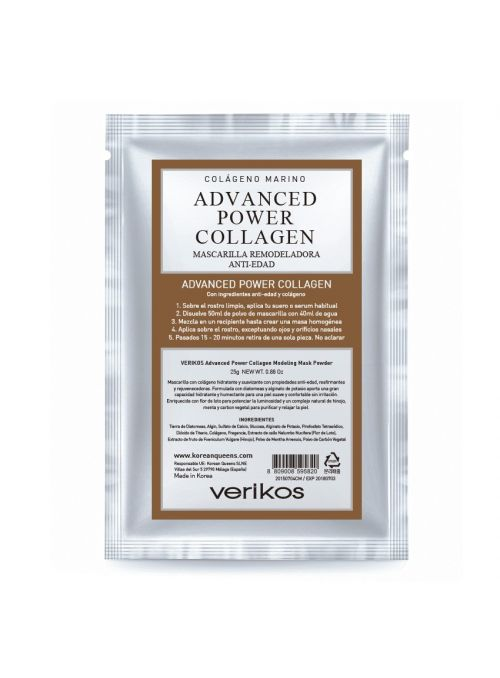 Advanced Power Collagen Modeling Pack Mini