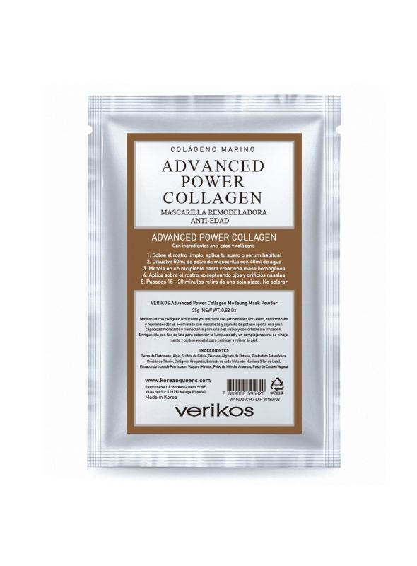 Advanced Power Collagen Modeling Pack Travel Size