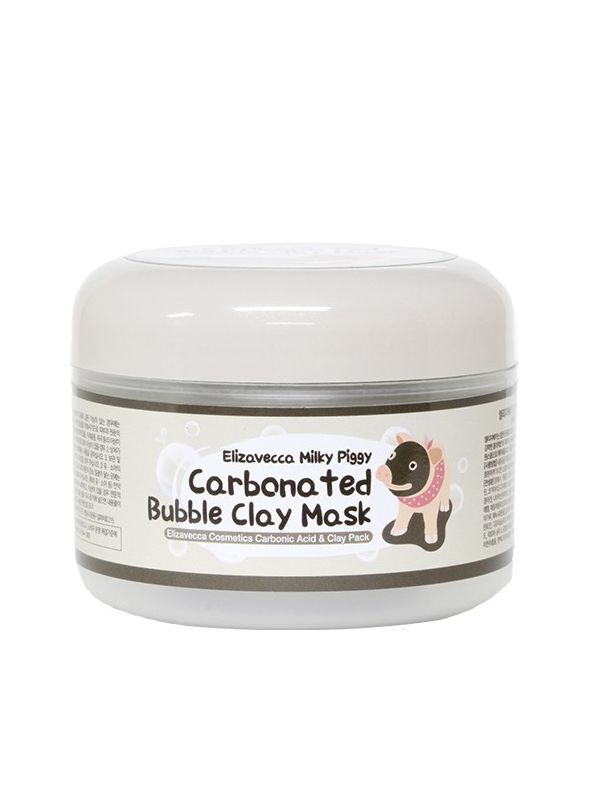 Piggy Carbonated Bubble Clay Mask