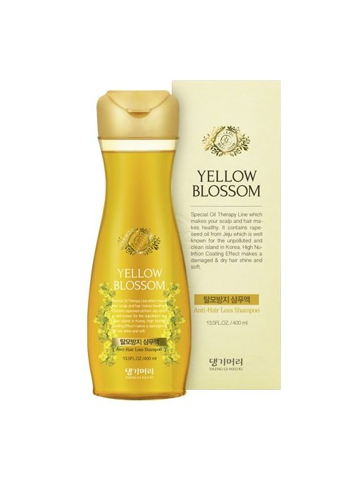 Yellow Blossom Anti-Hair Loss Shampoo