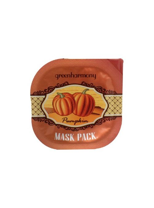 Green Harmony Pumpkin Mask Pack