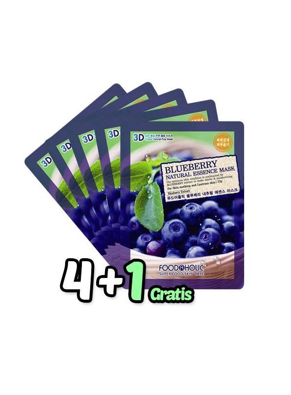 Blueberry Essence Mask Pack