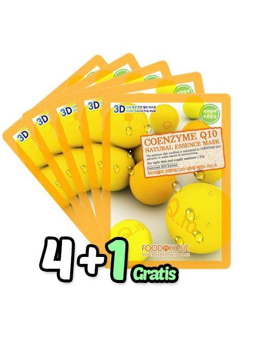 Coenzima Q10 Essence Mask Pack