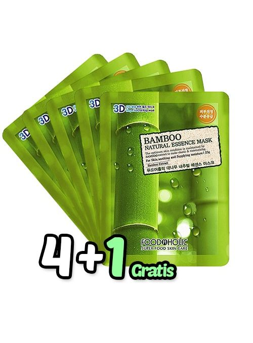 Bambú Essence Mask Pack