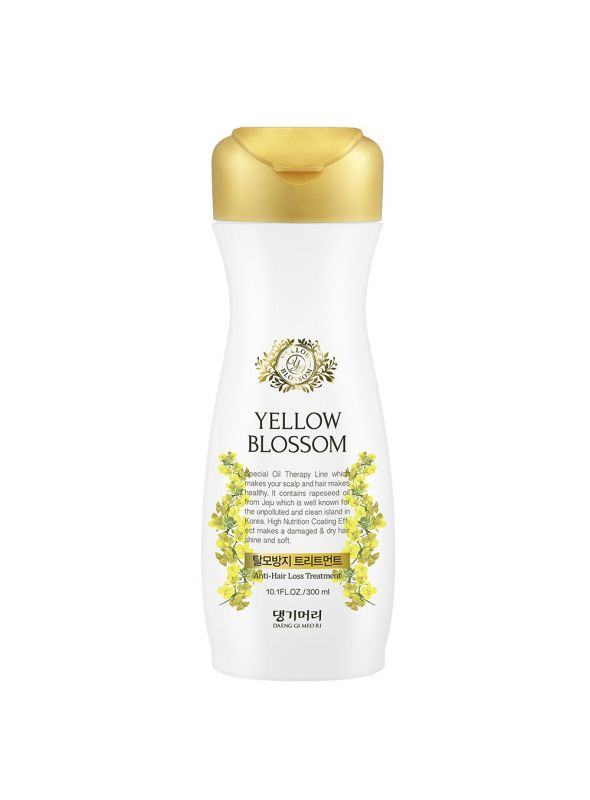 Yellow Blossom Anti-Hair Loss Treatment