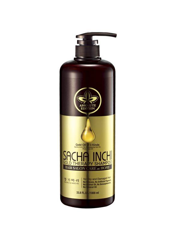 Sacha Inchi Gold Therapy Shampoo