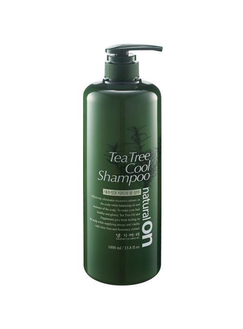 Natural On Tea Tree Cool Shampoo