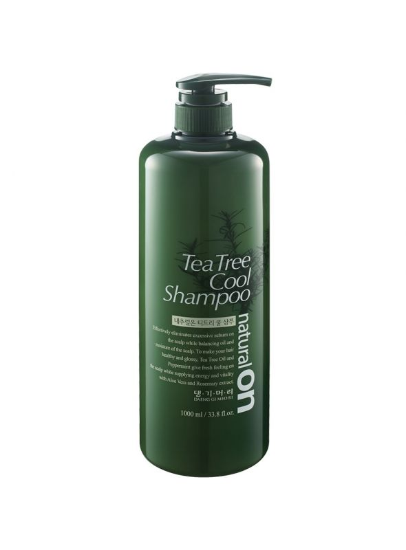Natural On Tea Tree Cool Shampoo