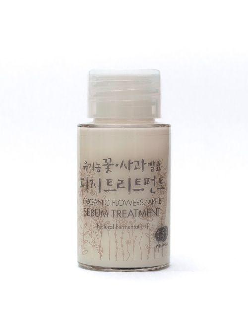 Organic Flowers Apple Sebum Treatment