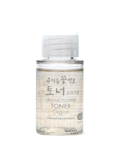 Organic Flower Natural Fermented Toner - Original