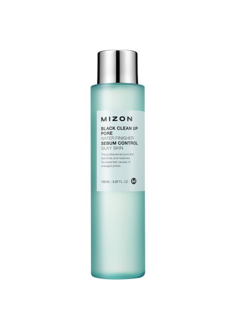 Black Clean Up Pore Water Finisher