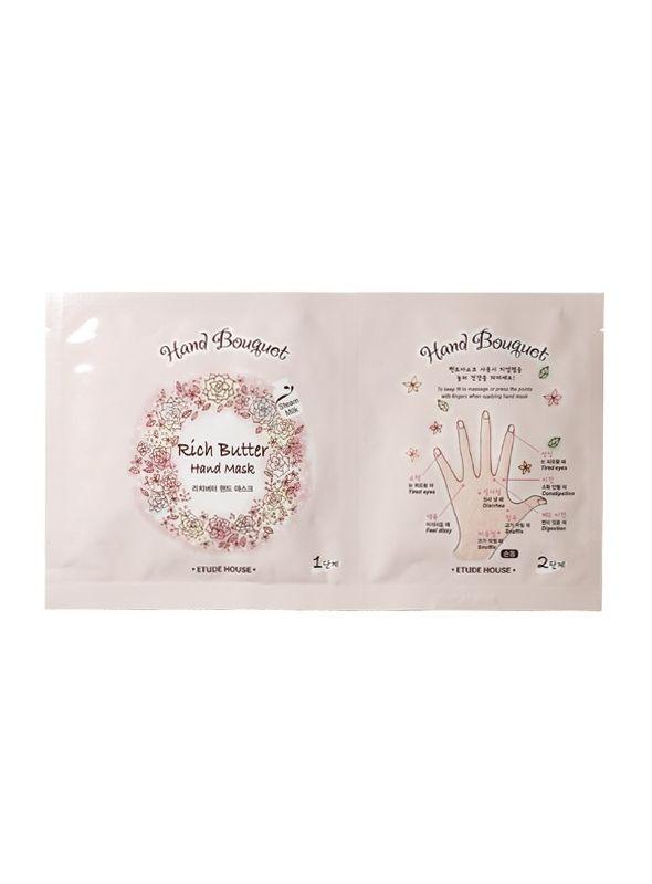Hand Bouquet Rich Butter Hand Mask