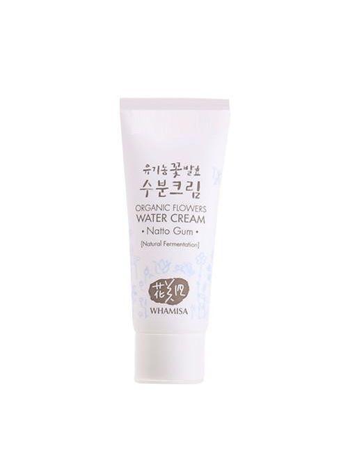 Organic Flowers Water Cream Mini