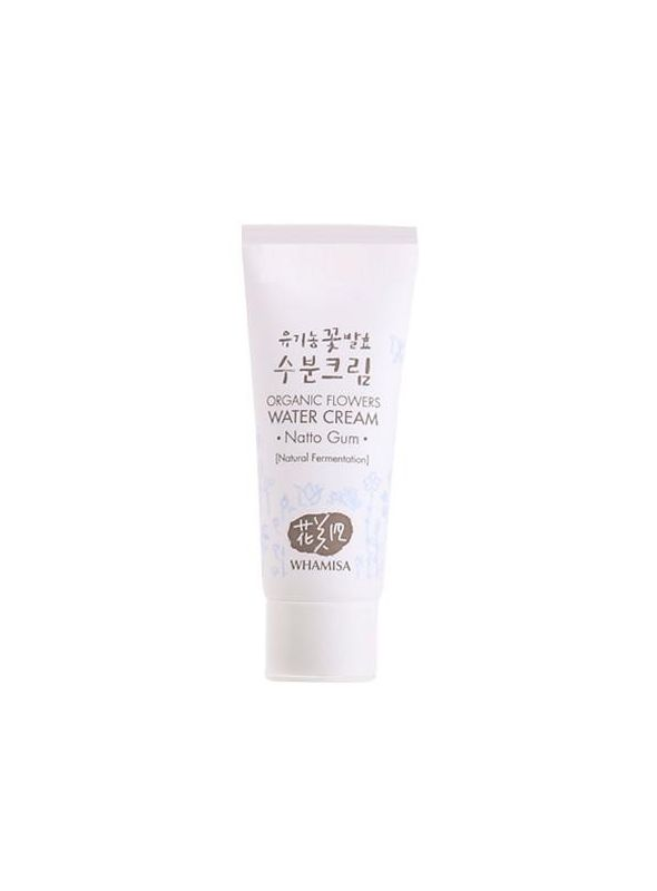 Organic Flowers Water Cream Mini