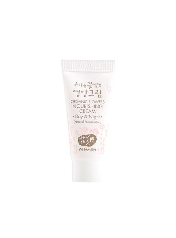 Organic Flowers Nourishing Cream Mini