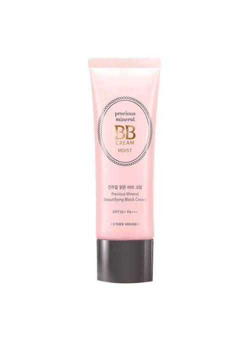 Precious Mineral Beautifying Block Cream Moist