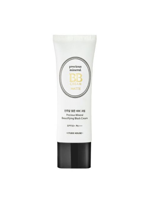 Precious Mineral Beautifying Block Cream Moist