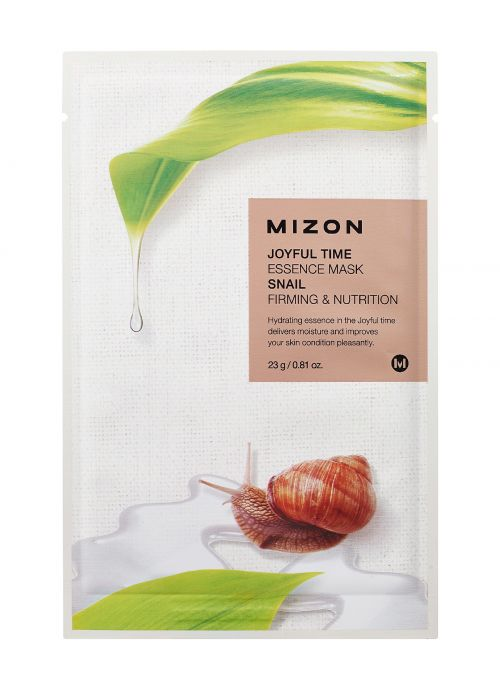 Joyful Time Essence Mask Snail
