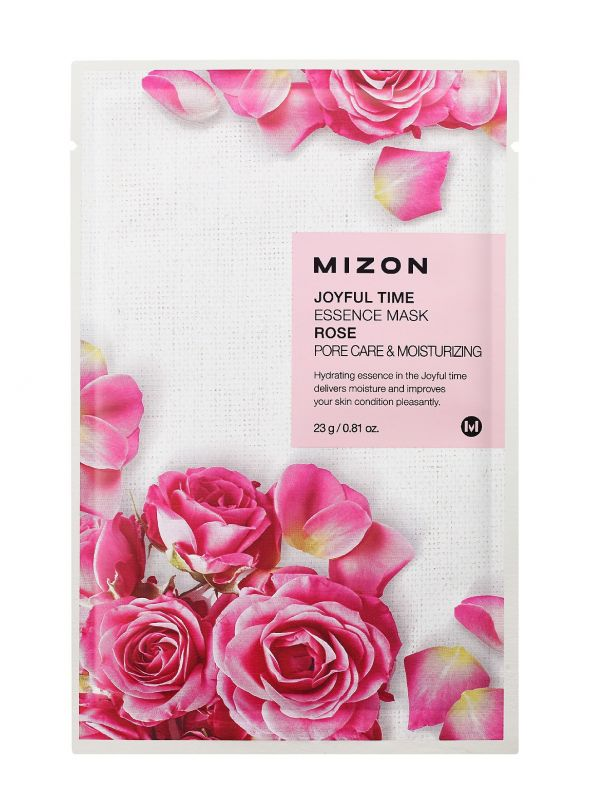 Joyful Time Essence Mask Rose