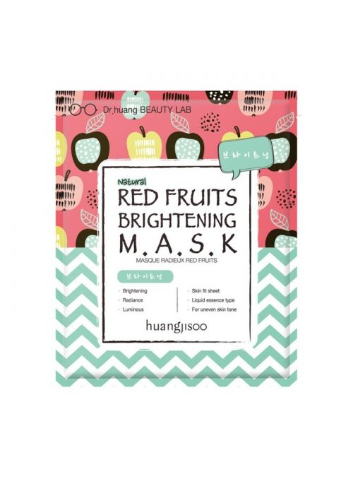 Red Fruits Brightening Mask